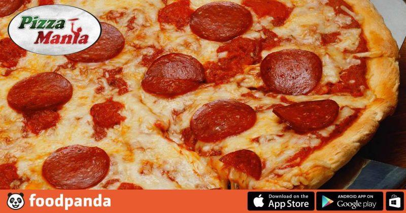 პიცის გამოძახება საუკეთესო არჩევანია - შემოიხედე foodpanda.ge-ზე!