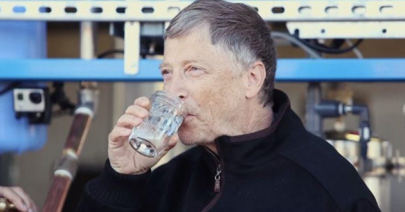 ბილ გეითსმა სენეგალში ფეკალური მასის სასმელ წყლად გადამქცევი მანქანა ააშენა