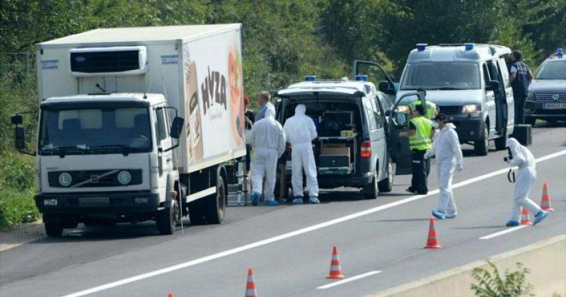 ავსტრიაში 71 მიგრანტის ცხედარი სატვირთო მანქანაში აღმოაჩინეს