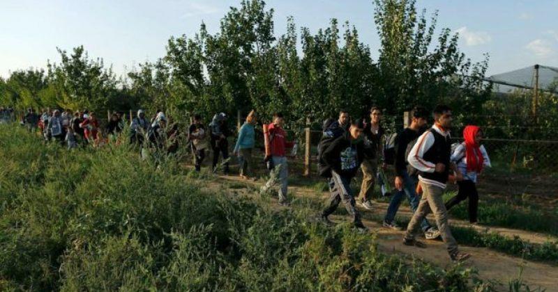 მიგრანტების ახალი მარშრუტი - მათ ხორვატიას მიაღწიეს