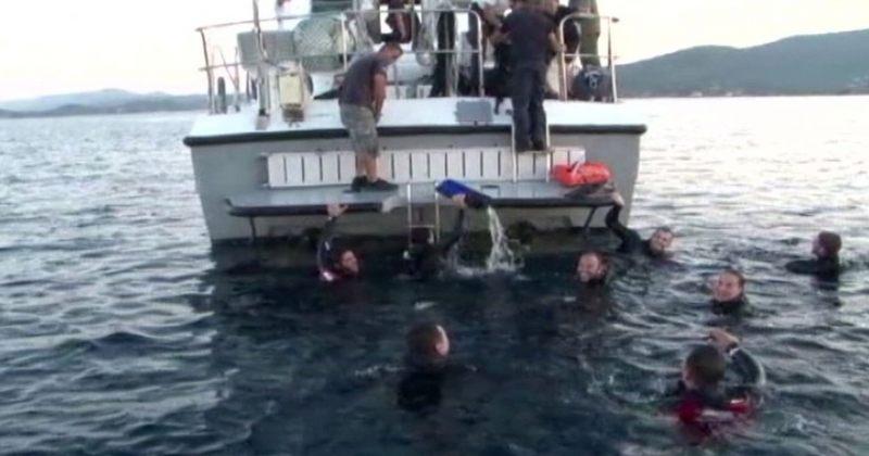 BBC: თურქეთის სანაპიროსთან 13 მიგრანტი დაიღუპა