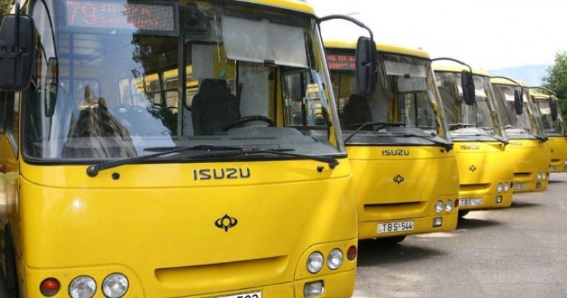 თბილისში საზოგადოებრივი ტრანსპორტით მგზავრობა შესაძლოა ერთ ლარამდე გაძვირდეს