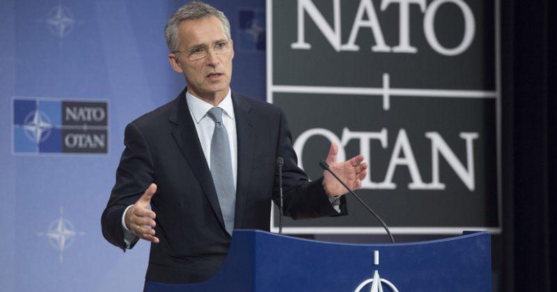 სტოლტენბერგი: რუსეთმა უნდა გაიყვანოს ჯარი და სამხედრო შეირაღება უკრაინიდან
