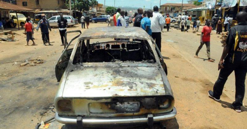 ნიგერიაში თვითმკვლელი ტერორისტების აფეთქებებმა 7 ადამიანი იმსხვერპლა