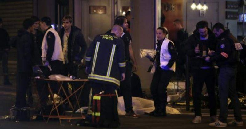 CNN-ის ინფორმაცით, პარიზში ტერაქტების შედეგად სულ მცირე 153 ადამიანი დაიღუპა