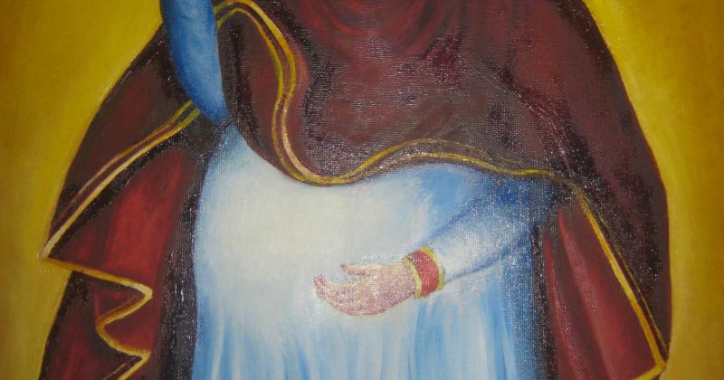 საპატრიარქო: ნახატი სუიციდის პროპაგანდაა