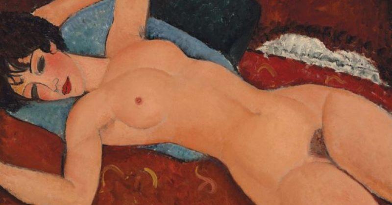 მოდილიანის ნახატი 170 მილიონ დოლარად გაიყიდა