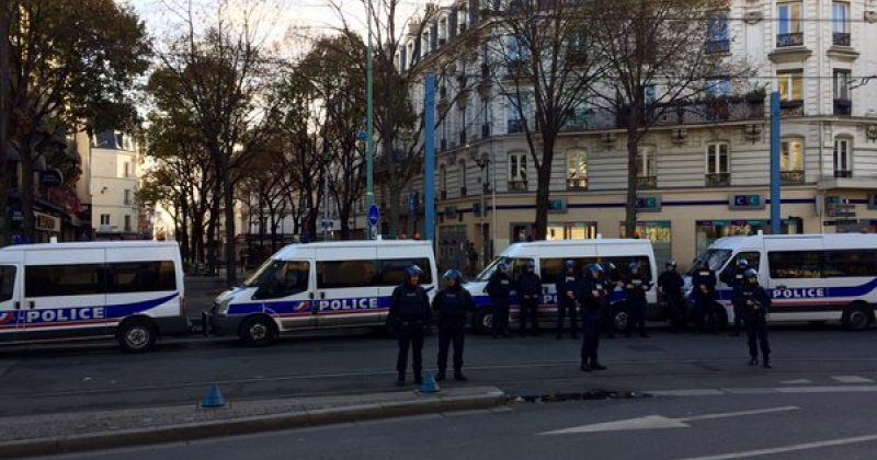 AFP: ჩრდილოეთ პარიზში სპეცოპერაცია დასრულებულია