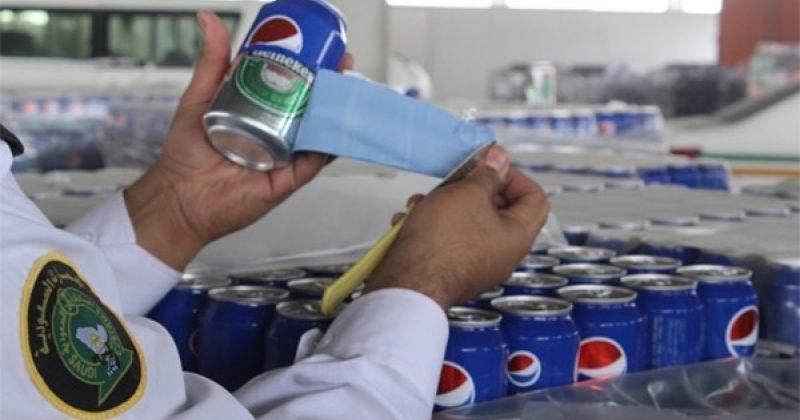 საუდის არაბეთში Pepsi-ს შეფუთვაში გახვეული 48 000 ქილა Heineken-ი ამოიღეს