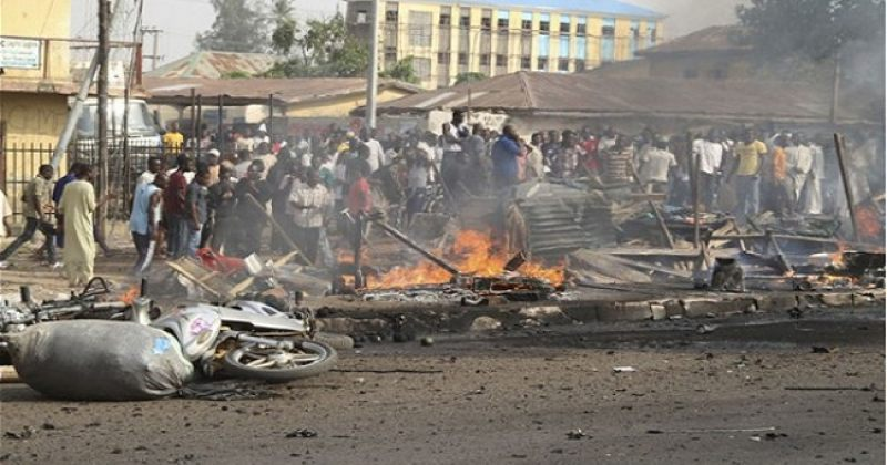 ნიგერიაში აფეთქებას 30 ადამიანი ემსხვერპლა