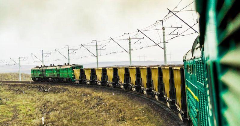 ბაქო-თბილისი-ყარსის რკინიგზაზე საცდელმა მატარებელმა გაიარა