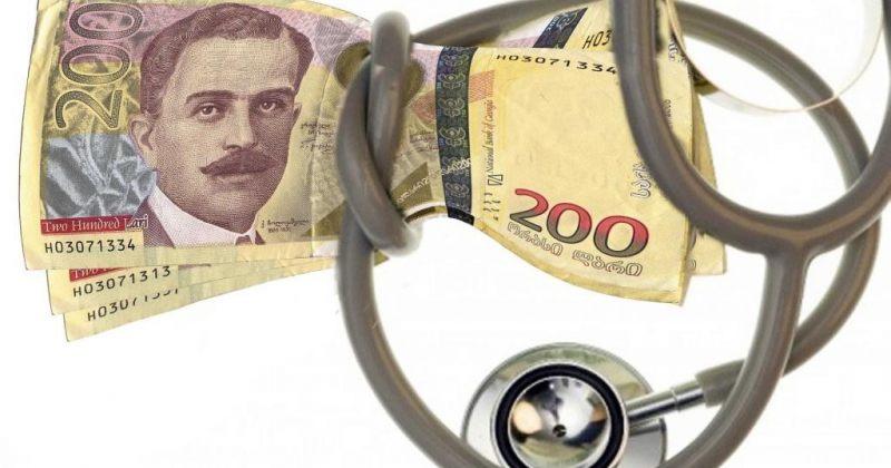 ენმ: ხარჯვის არსებული ტემპით საყოველთაო ჯანდაცვის ბიუჯეტი აგვისტოში ამოიწურება