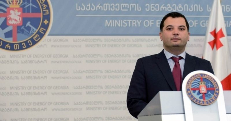 ელოშვილი: თუ ირანულ გაზს ვიყიდით, მაშინ ტრანზიტის საფასურს Gazprom-ს გადავუხდით