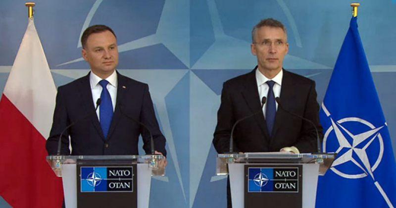 სტოლტენბერგი: NATO-მ პასუხი უნდა გასცეს რუსეთის აგრესიულ ქმედებებს