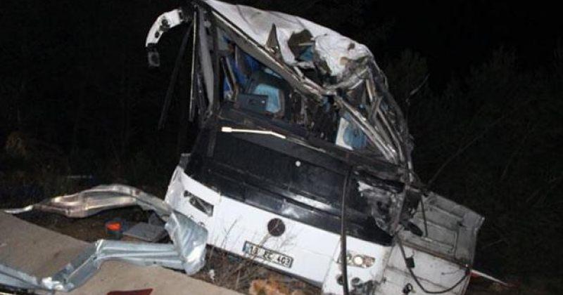 თურქეთში ავარიას რვა სირიელი მიგრანტი ემსხვერპლა