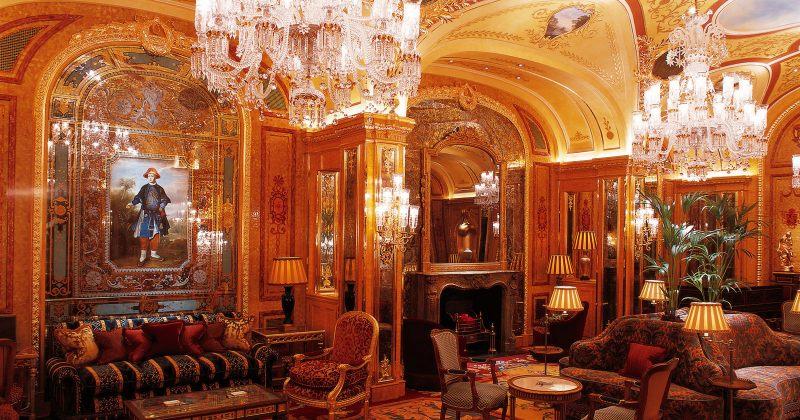 """ლონდონის პრესტიჟულ სასტუმროში დამსვენებლებს """"იაგოს ღვინოს"""" შესთავაზებენ"""