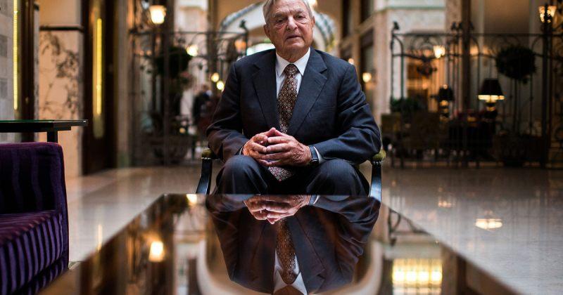 ჯორჯ სოროსი ახალი ფინანსური კრიზისის რისკებზე საუბრობს