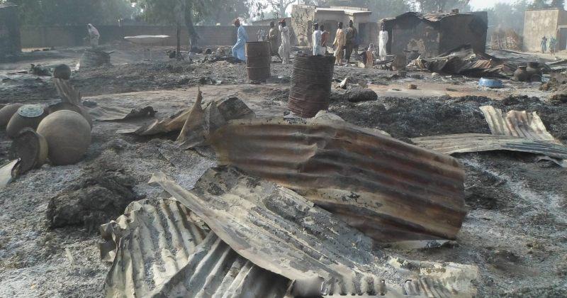 """""""ბოკო ჰარამმა"""" ნიგერიაში ბავშვები ცოცხლად დაწვა - დაღუპულია 86 ადამიანი"""
