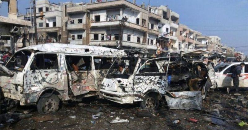 დამასკსა და ჰომსში მომხდარ აფეთქებებზე პასუხისმგებლობა ISIS-მა აიღო