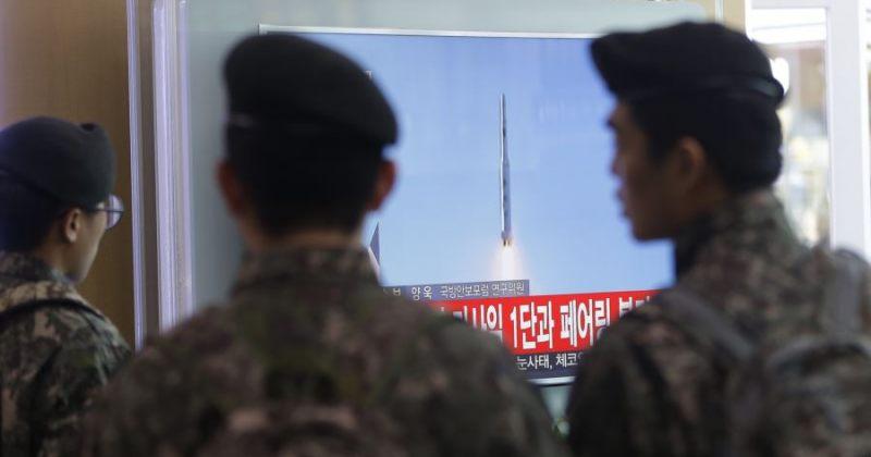 გაეროს უშიშროების საბჭოზე ჩრდილოეთ კორეის მიერ რაკეტის გაშვებას განიხილავენ
