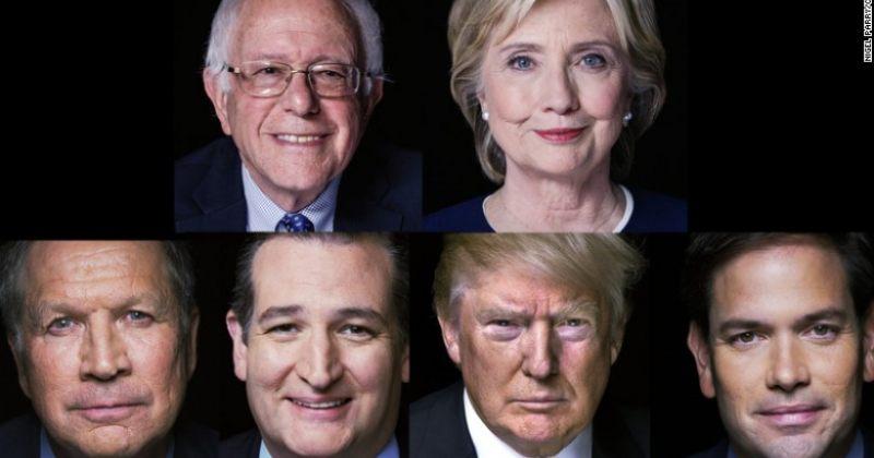 შიდაპარტიული არჩევნები აშშ-ში: სუპერშაბათის შედეგები