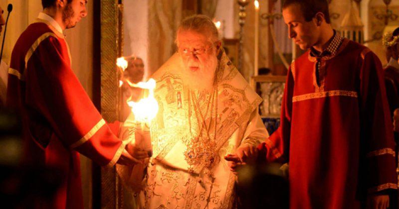 პატრიარქი: იერუსალიმში გადმოსული ცეცხლი, ის ნათელია, რომელიც უფალს ახლავს