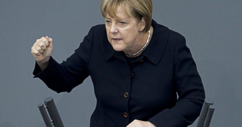 გერმანია ისტორიულ გზაგასაყარზე