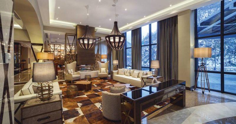 ბორჯომში ხუთვარსკვლავიანი სასტუმრო Crowne Plaza გაიხსნა
