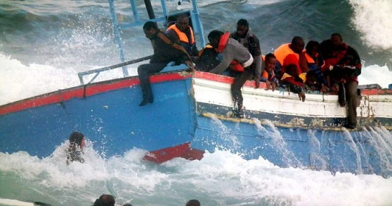 ხმელთაშუა ზღვაში 400-ზე მეტი მიგრანტი დაიღუპა