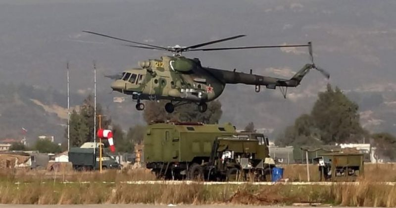 სირიაში რუსული თვითმფრინავი ჩამოვარდა, დაიღუპა ეკიპაჟის ორი წევრი