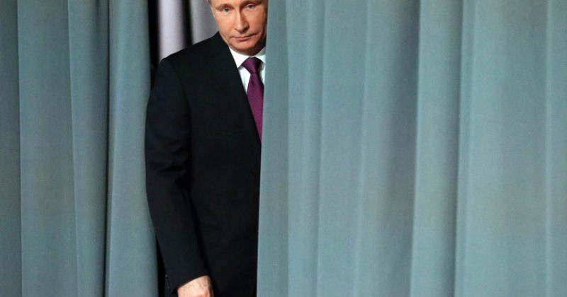 პუტინი: ადრე თუ გვიან, რუსეთ-უკრაინის ურთიერთობის ნორმალიზაცია მოხდება