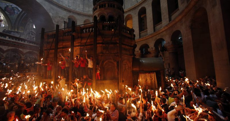 Georgian Airways: საქართველოში აღდგომის დღესასწაულზე წმინდა ცეცხლს ჩვენ ჩამოვიტანთ