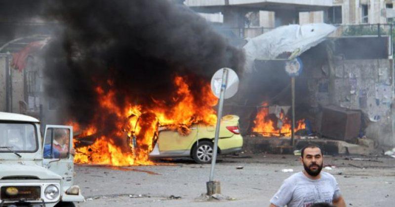 სირიაში მომხდარ აფეთქებებს მინიმუმ 78 ადამიანი ემსხვერპლა