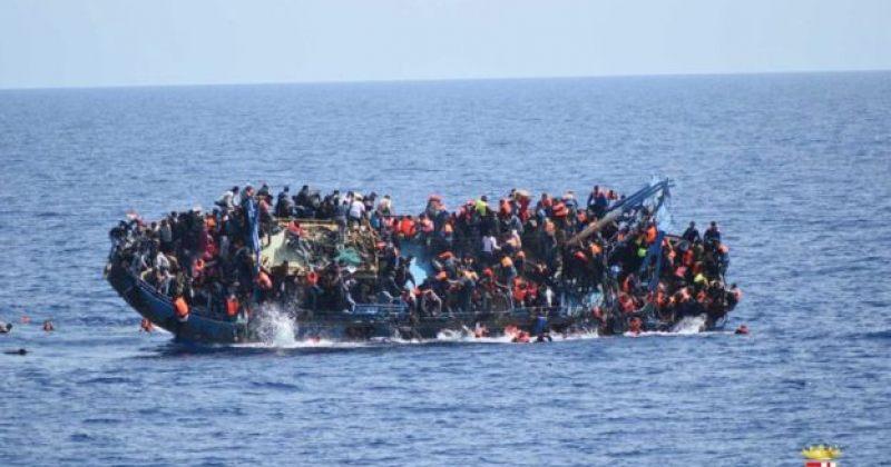 ხმელთაშუა ზღვაში მიგრანტების ნავი ჩაიძირა