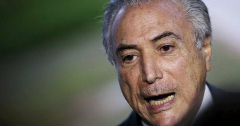 ბრაზილიაში ამჯერად პრეზიდენტის მოვალეობის შემსრულებლის გადადგომას ითხოვენ