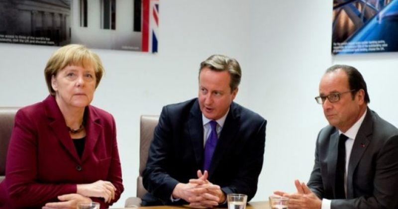 დევიდ კამერონი ბრიუსელში ევროკავშირის ლიდერებს შეხვდება