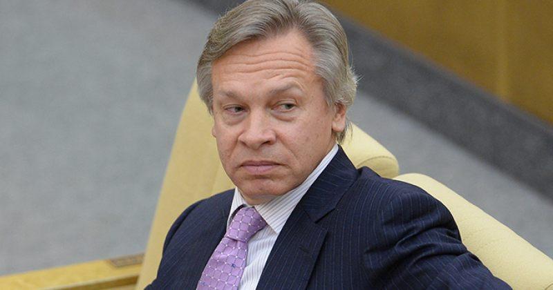 პუშკოვი: NATO-რუსეთის ურთიერთობაში კრიზისის ერთ-ერთი მიზეზი საქართველოა