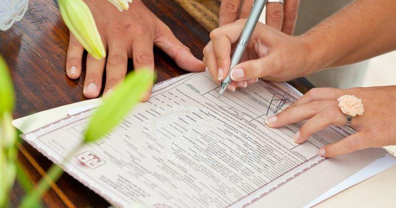 დღეიდან ქორწინების რეგისტრაციის საზეიმო ცერემონიალით ჩატარების მომსახურება განახლდა