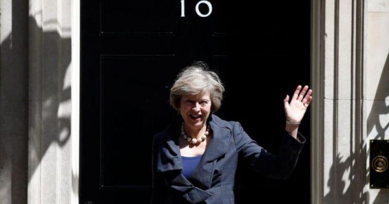 დიდი ბრიტანეთის ახალი პრემიერმინისტრი ტერეზა მეია