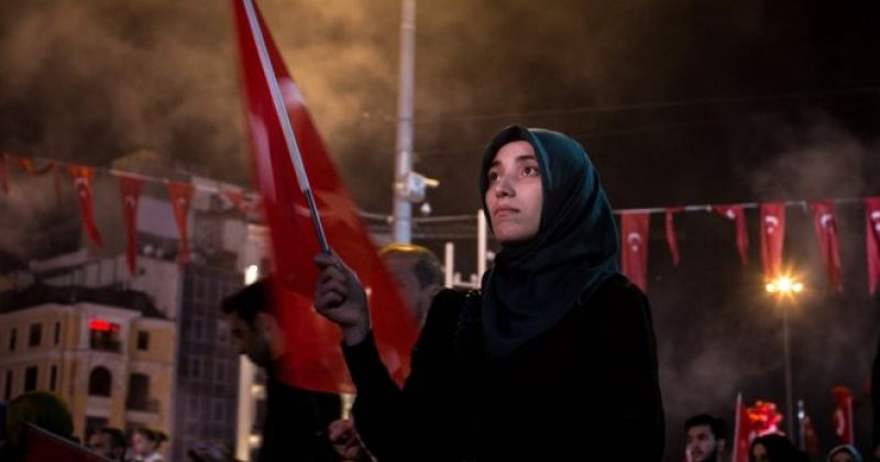 თურქეთში 50 000-მდე ადამიანი გიულენთან კავშირში დაადანაშაულეს