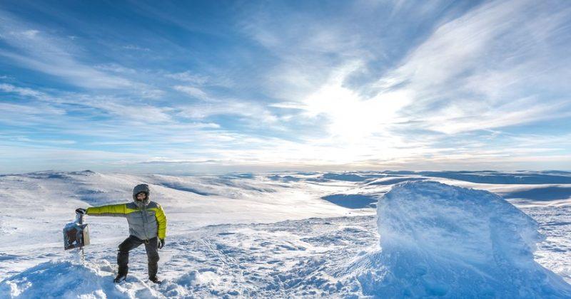 შესაძლოა, ნორვეგიამ ფინეთს მთა აჩუქოს