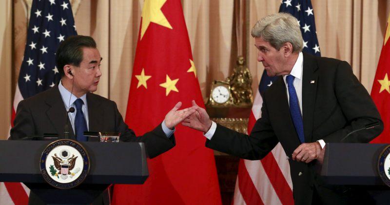 ამერიკა და ჩინეთი — XXI საუკუნის საზღვაო პაექრობა