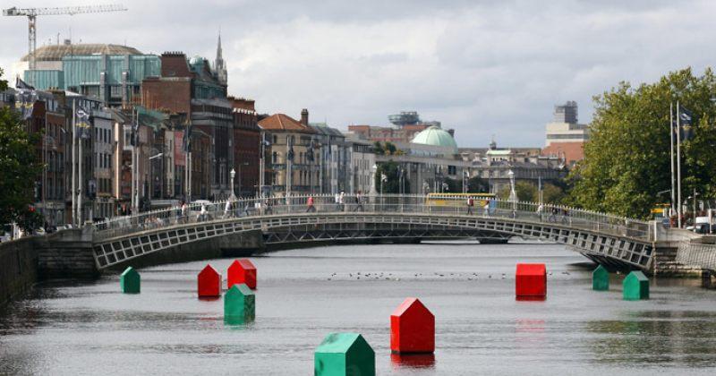 ირლანდიის ეკონომიკური ზრდა 2015 წელს რეკორდულად მაღალი - 26.3% იყო