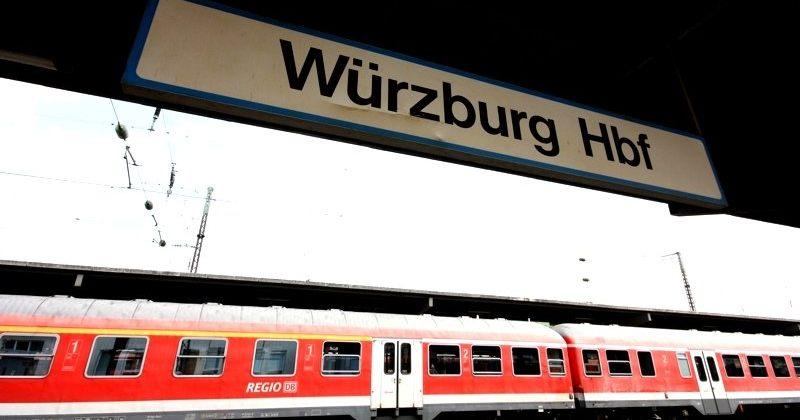 სამხრეთ გერმანიაში მატარებელში მომხდარი თავდასხმის შედეგად 21 ადამიანი დაშავდა