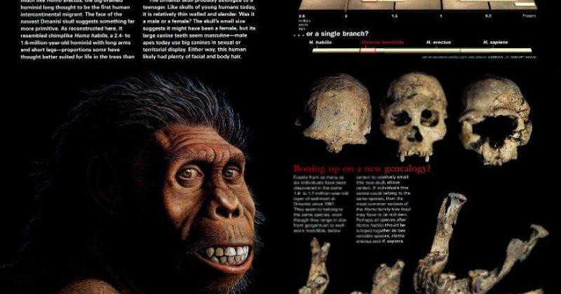 ჟურნალ National Geographic-ის ქართული ისტორია