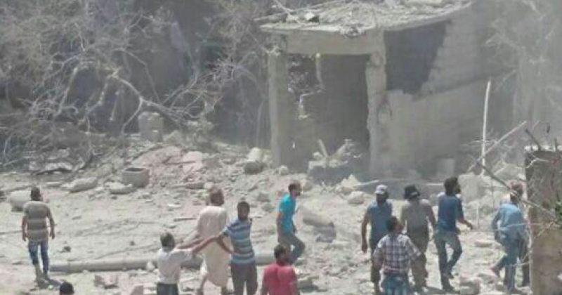 სირიაში სამშობიაროზე საჰაერო თავდასხმას სულ მცირე 2 ადამიანი ემსხვერპლა