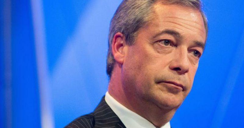 ნაიჯელ ფარაჯმა UKIP-ის ლიდერის პოსტი დატოვა