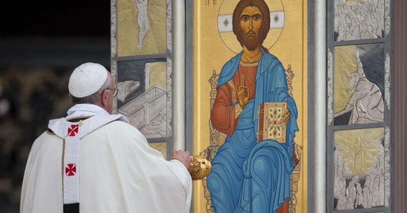 პაპი: საქართველოში მისი უძველესი ქრისტიანული ფესვების დასაფასებლად მივდივარ