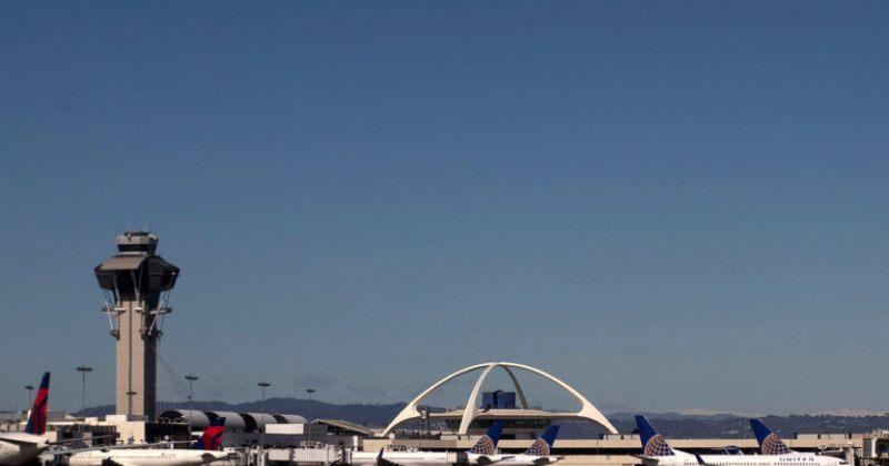 პანიკა ლოს ანჯელესის აეროპორტში, ამ დროისათვის ფრენები აღდგენილია