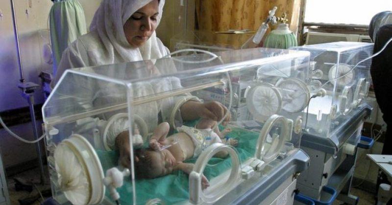 ბაღდადის საავადმყოფოში მომხდარ ხანძარს სულ მცირე 11 ახალშობილი ემსხვერპლა